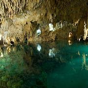 Aktun Chen caves..Riviera Maya, Quintana Roo..Mexico.