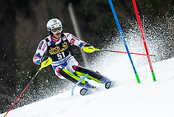BUFFET Robin of France during the Audi FIS Alpine Ski World Cup Men's Slalom 58th Vitranc Cup 2019 on March 10, 2019 in Podkoren, Kranjska Gora, Slovenia. Photo by Matic Ritonja / Sportida