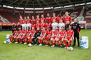 Team SV Zulte Waregem Photoshoot - 07 Sept 2017
