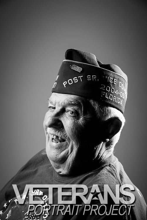 John H. Lowe<br /> Navy<br /> E-6<br /> Storekeeper<br /> June 1958 - June 1962<br /> 1967 - 1983<br /> Vietnam<br /> <br /> Veterans Portrait Project<br /> St. Louis, MO