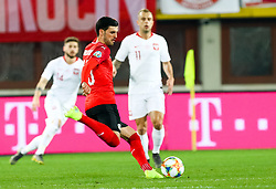 21.03.2019, Ernst Happel Stadion, Wien, AUT, UEFA EM Qualifikation, Oesterreich vs Polen, im Bild Florian Grillitsch (AUT) // during the UEFA European Championship qualification, group G match between Austria and Poland at the Ernst Happel Stadion in Wien, Austria on 2019/03/21. EXPA Pictures © 2019, PhotoCredit: EXPA/ Alexander Forst