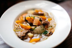 Irish stew, Farmgate restaurant, Cork, Ireland
