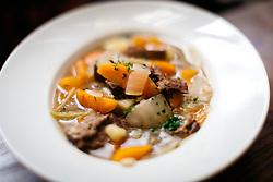 Irish stew, Farmgate restaurant, Cork, Ireland