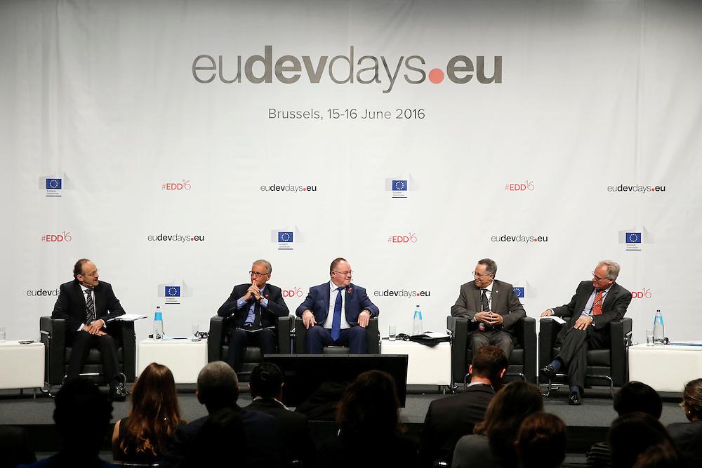 20160615 - Brussels , Belgium - 2016 June 15th - European Development Days - Post-Cotonou Debate © European Union