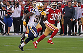 NFL-Los Angeles Chargers at San Francisco 49ers-Aug 29, 2019