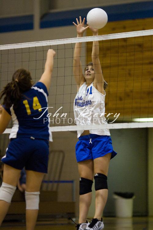 MCHS JV Volleyball.vs Rappahannock.9/25/2007..