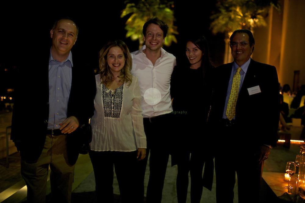 Dinner reception at the Kempinski Hotel Ishtar
