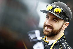 March 10, 2018 - St. Petersburg, Florida, United States of America - March 10, 2018 - St. Petersburg, Florida, USA: James Hinchcliffe (5) hangs out on pit road during final practice for the Firestone Grand Prix of St. Petersburg at Streets of St. Petersburg in St. Petersburg, Florida. (Credit Image: © Justin R. Noe Asp Inc/ASP via ZUMA Wire)