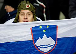 at  FIFA World Cup Sout Africa 2010 Qualifying Play off match between Russia and Slovenia, on November 14, 2009, in Stadium Luzhniki, Moscow, Russia. Russia won 2:1. (Photo by Vid Ponikvar / Sportida)