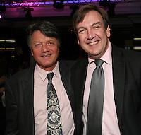 Fran Nevrkla PPL CEO, and John Whittingdale MP