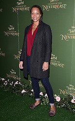 Angela Griffin attends Tinkerbell and the Legend of the Neverbeast Gala Screening at Vue West End, Leicester Square  London on Sunday 7th December 2014