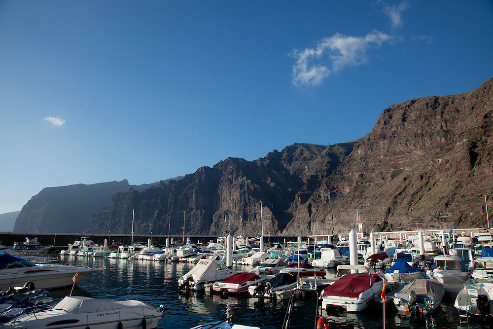 Los Gigantes, South Tenerife.