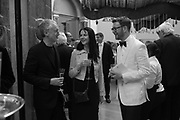 MICHAEL LANDY; GILLIAN WEARING; NICHOLAS CULLINAN,,  RA Annual dinner 2018. Piccadilly, 5 June 2018.