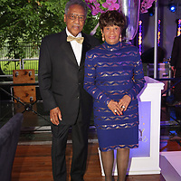 Dr. Henry and Belma Givens