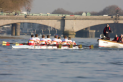 The eight best single scullers in the world forming the Great8 take on the Cambridge Blue Boat in a fixture as part of CUBC's boat race preparations.