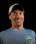 Portrait of ultra marathon runner Dan Padfield, from Nashville, TN, moments after completing the Grind Stone 100 Mile ultra marathon in Swoope, VA, Friday, Oct. 04, 2008...Padfield took third place completing the race in 21 hours, 31 minutes and 17 seconds...The Grindstone is the hardest 100 mile race east of the 100th meridian. ....