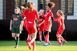- Mandatory by-line: Dougie Allward/JMP - 05/01/2017 - FOOTBALL - South Bristol Sports Centre - Bristol, England - EFL Girls Cup
