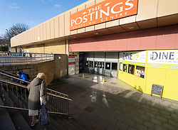 Kirkcaldy, Scotland, UK. 6 Feb 2019.  The Postings shopping centre in Kirkcaldy was sold at auction in London on 5 February, 2019 with a guide price of one pound. It was eventually sold for three hundred and ten thousand pounds.