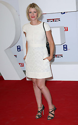 Edith Bowman at the UK's Creative Industries Reception held at the Royal Academy of Arts in London, Monday, 30th July 2012.  Photo by: Stephen Lock / i-Images