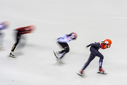 22-02-2018 KOR: Olympic Games day 13, PyeongChang<br /> Short Track Speedskating / Suzanne Schulting of the Netherlands