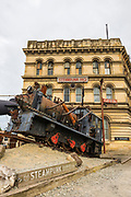 Steampunk Headquarters, Oamaru, Otago, South Island, New Zealand