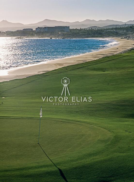 El Dorado Golf Course. Los Cabos, Mexico.