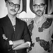 NLD/Amsterdam/20130110 - 20 Years of Viktor & Rolf - Vogue, Viktor & Rolf