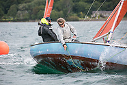 Squib Southern Championships Day Two at Cove Sailing Club