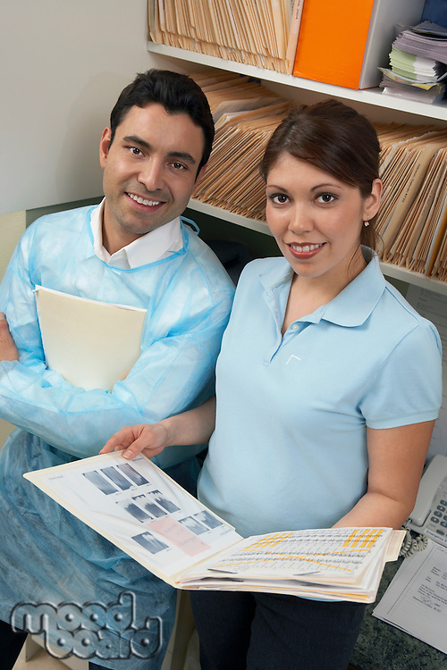 Dentist and Hygienist