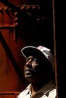 Houston Williams, Truck Driver