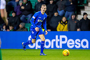 Andy Halliday (#16) of Rangers FC during the Ladbrokes Scottish Premiership match between Hibernian and Rangers at Easter Road, Edinburgh, Scotland on 8 March 2019.