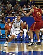 Olimpiadi Sydney 2000<br /> Italia - Cina<br /> Nella foto: Alessandro Abbio<br /> Foto Ciamillo
