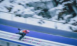 16.02.2020, Kulm, Bad Mitterndorf, AUT, FIS Ski Flug Weltcup, Kulm, Herren, im Bild Roman Koudelka (CZE) // Roman Koudelka of Czech Republic during the men's FIS Ski Flying World Cup at the Kulm in Bad Mitterndorf, Austria on 2020/02/16. EXPA Pictures © 2020, PhotoCredit: EXPA/ Dominik Angerer