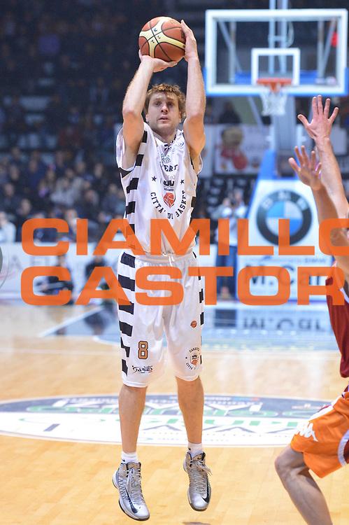 DESCRIZIONE : Caserta Lega A 2012-13 Juve Caserta Acea Roma<br /> GIOCATORE : Jonusas Zygimantas<br /> CATEGORIA : three points<br /> SQUADRA : Juve Caserta<br /> EVENTO : Campionato Lega A 2012-2013 <br /> GARA :  Juve Caserta Acea Roma<br /> DATA : 24/02/2013<br /> SPORT : Pallacanestro <br /> AUTORE : Agenzia Ciamillo-Castoria/GiulioCiamillo<br /> Galleria : Lega Basket A 2012-2013  <br /> Fotonotizia : Caserta Lega A 2012-13 Juve Caserta Acea Roma<br /> Predefinita :