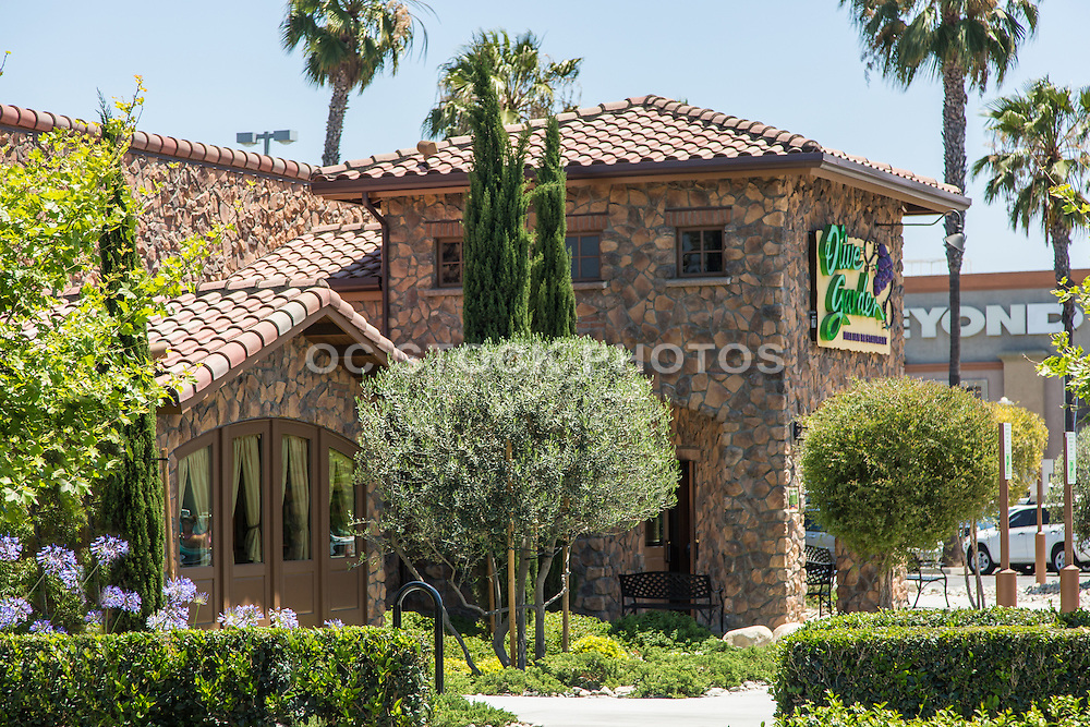 olive garden at the buena park downtown shopping mall - Olive Garden Buena Park