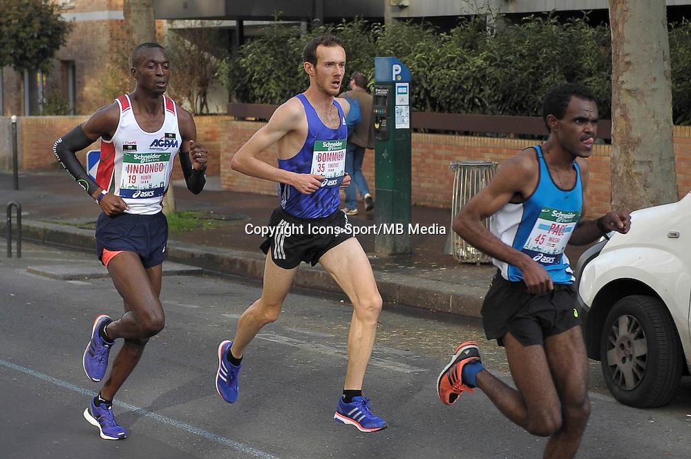 Timothee Bommier - 12.04.2015 - Marathon de Paris 2015<br />Photo :  Andre Ferreira  / Icon Sport