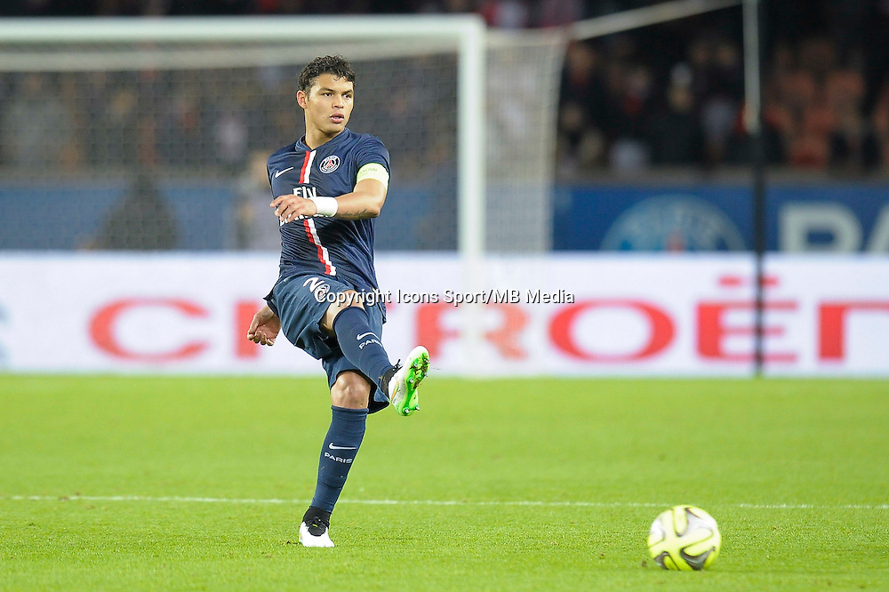 Thiago Silva - 06.12.2014 - PSG / Nantes - 17eme journee de Ligue 1<br />