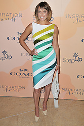 Arianne Zucker arrives at Step Up's 14th Annual Inspiration Awards held athe Beverly Hilton in Beverly Hills, CA on Friday, June 2, 2017. (Photo By Sthanlee B. Mirador) *** Please Use Credit from Credit Field ***