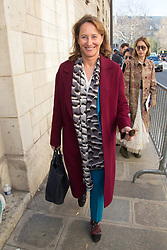 Segolene Royal arriving at Dior show during Ready To Wear A/W 2019-2020 as part of Paris Fashion Week on February 27, 2019 in Paris, France. Photo by Nasser Berzane/ABACAPRESS.COM