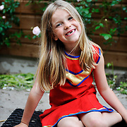 June 7, 2016 - 19:09<br /> The Netherlands, Amsterdam - Zo&euml;, 6 years and 7 months old