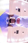 DESCRIZIONE : Trento Nazionale Italia Uomini Trentino Basket Cup Italia Austria Italy Austria <br /> GIOCATORE : Andrea Cinciarini<br /> CATEGORIA : pregame before<br /> SQUADRA : Italia Italy<br /> EVENTO : Trentino Basket Cup<br /> GARA : Italia Austria Italy Austria<br /> DATA : 31/07/2015<br /> SPORT : Pallacanestro<br /> AUTORE : Agenzia Ciamillo-Castoria/R.Morgano<br /> Galleria : FIP Nazionali 2015<br /> Fotonotizia : Trento Nazionale Italia Uomini Trentino Basket Cup Italia Austria Italy Austria