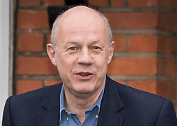 © Licensed to London News Pictures. 21/12/2017. London, UK. Damian Green leaves home after he resigned as first minister yesterday. Mr Green has been under investigation after pornographic images were found on his Parliamentary computer and allegations of inappropriate advances towards a female activist. London, UK. Photo credit: Peter Macdiarmid/LNP