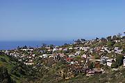 Laguna Beach Bluebird Canyon Neighborhood