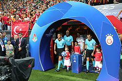 September 18, 2018 - °Stanbul, Türkiye - Galatasaray - Lokomotiv Moskova UEFA Champions League Game at Turk Telekom Arena, 18th of Sept. 2019. (Credit Image: © Tolga Adanali/Depo Photos via ZUMA Wire)