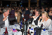 JEREMY CLARKSON; JEMIMA KHAN; HUGH GRANT; TRUDIE STYLER, The Hoping Foundation  'Rock On' benefit evening for Palestinian refugee children.  Cafe de Paris, Leicester Sq. London. 20 June 2013