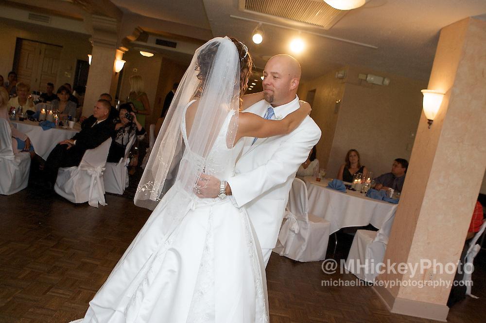 Wedding of Jason Hunt and Olga Belokur.