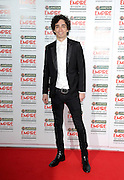 24.MARCH.2013. LONDON<br /> <br /> ROBERT SHEEHAN ATTENDS THE 18TH JAMESON EMPIRE FILM AWARDS 2013 AT GROSVENOR HOUSE IN LONDON<br /> <br /> BYLINE: EDBIMAGEARCHIVE.CO.UK<br /> <br /> *THIS IMAGE IS STRICTLY FOR UK NEWSPAPERS AND MAGAZINES ONLY*<br /> *FOR WORLD WIDE SALES AND WEB USE PLEASE CONTACT EDBIMAGEARCHIVE - 0208 954 5968*