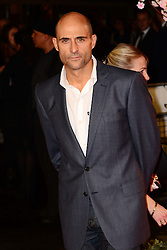 Mark Strong at the World Premiere of 'Saving Mr Banks'. Odeon, London, United Kingdom. Sunday, 20th October 2013. Picture by Nils Jorgensen / i-Images