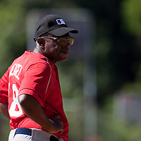 Baseball - MLB European Academy - Tirrenia (Italy) - 21/08/2009 - German Geigel