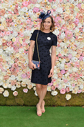 VICTORIA PENDLETON at day two of the Royal Ascot 2016 Racing Festival at Ascot Racecourse, Berkshire on 15th June 2016.